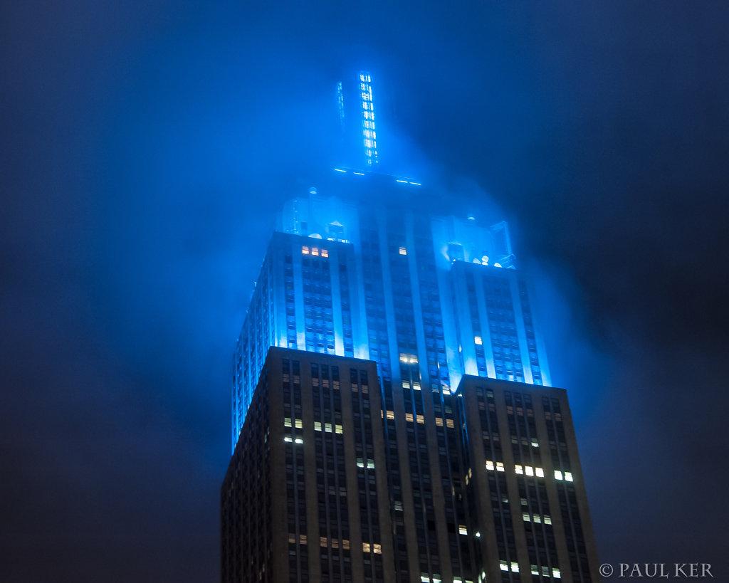 Blue Empire