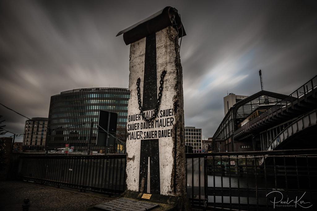 Berlin Wall Pieces