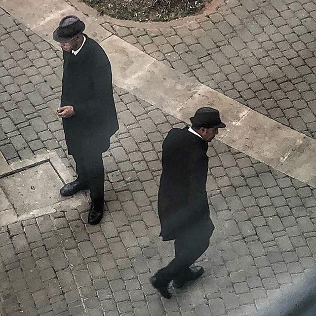 #Casablanca Bellmen