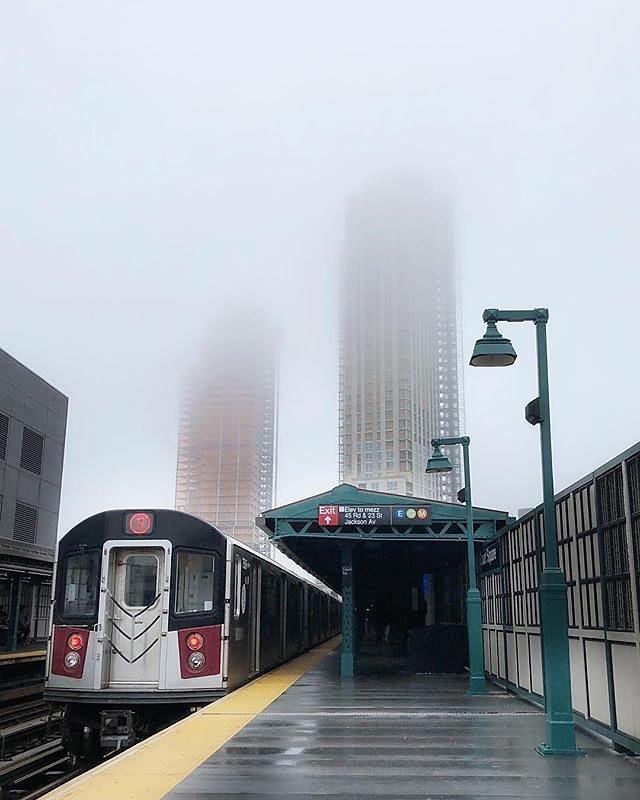 Mist the train